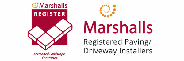 Marshalls Approved Paving and Driveway Installer
